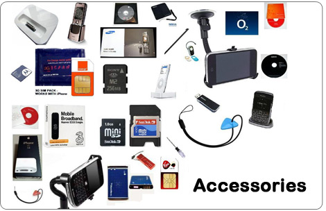 Mobile Phone & Accessories used in Mobile Phone - Ocaba-Omh