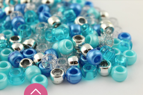 Dummy Pendants 31mm GUMBALL Baby Shower 10 X CLEAR DARK BLUE Dummy Charms
