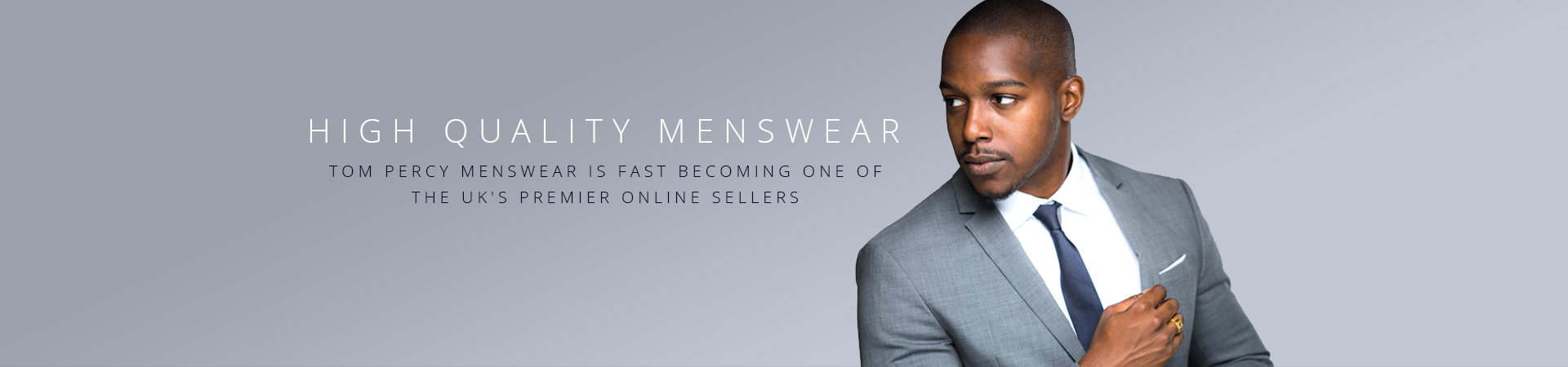 Men/'s Ben Sherman Grey Check Tailored Fit Suit 40R W34 L31 VB11